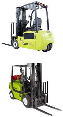 Clark Forklifts Sheffield   Clark Forklift Trucks Sheffield